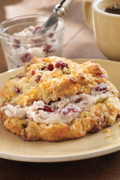 Cranberry Bacon Scones edited