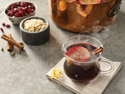 Mulled Cranberry Wine edited