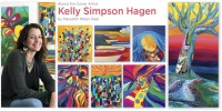About the Artist - Kelly Simpson Hagen