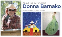 About the Artist - Donna Barnako