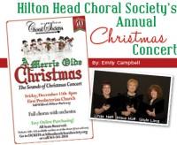 Hilton Head Choral Society's Annual Christmas Concert