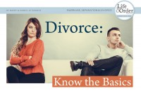 Divorce: Know the Basics