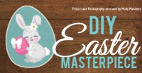 DIY Easter Masterpiece