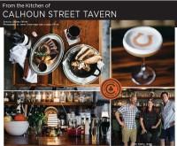 From the Kitchen of Calhoun Street Tavern