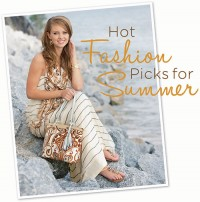 Hot Fashion Picks for Summer