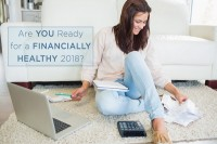 Are You Ready for a Financially Healthy 2018?
