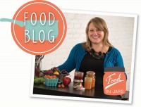 Featured Food Blog - July 2015