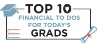 Top 10 Financial To Dos for Today's Grads