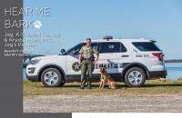 Jag, K-9 Patrol Deputy & Krysta Meza, PFC, Jag's Partner