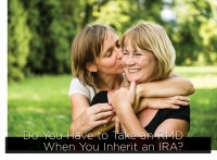 Do You Have to Take an RMD When You Inherit an IRA?