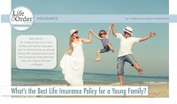 What's the Best Life Insurance Policy for a Young Family?