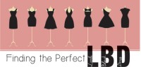 Finding the Perfect Little Black Dress