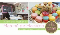 From the Kitchen of Marché de Macaron