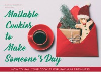 Mailable Cookies to Make Someone's Day
