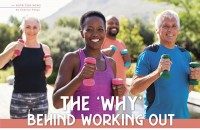 The 'Why' Behind Working Out
