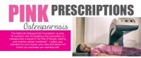 Pink Prescriptions: Osteoporosis