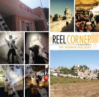 Reel Corner - July 2014 Issue