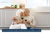 The Financial Side of Remarrying Later in Life