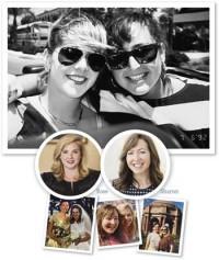 Rose Newton & Sharon Anolik