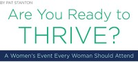 Are You Ready to Thrive?