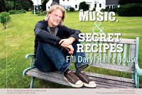Music & Secret Recipes