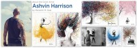 About the Artist - Ashvin Harrison