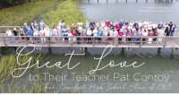 Great Love To Their Teacher Pat Conroy