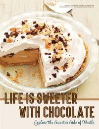 Life is Sweeter with Chocolate