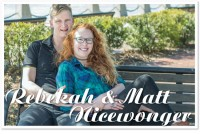 Rebekah & Matt Nicewonger
